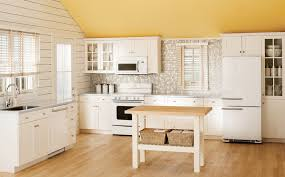 Catholic Writers Online Home Office Country Kitchen Ideas White Cabinets Amazing Best Design With  Black Wood Cabinet Along Island And Two Chair Also Sink Brass Faucet Kitchens