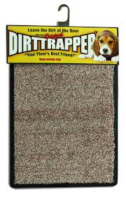 Dirttrapper cotton doormats for every entrance door