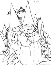 Small Picture David the Gnome 35 Cartoons Printable coloring pages