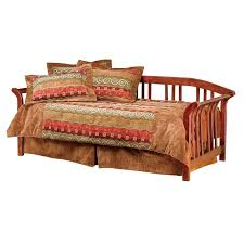wood daybeds. Beautiful Daybeds Hillsdale Dorchester Solid Pine Wood Daybed In Brown Cherry Finish With Daybeds A