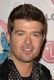 robin thicke. Plain Thicke Robin Thicke With N