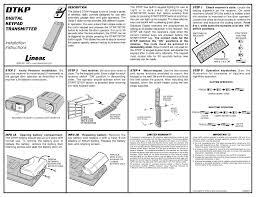 linear dktp installation instructions