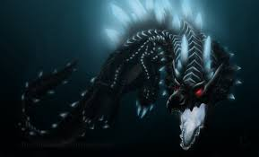 sea emperor size monster hunter abyssal lagiacrus sea emperor by amayensis on