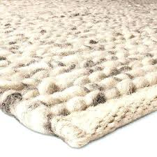 chunky wool rug chunky wool rug chunky knit braided wool rug gray the industrial chunky chunky wool rug
