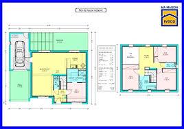 Plan Maison Etage Gratuit Plan Maison Pinterest Maison Tage Plan Maison  Tage Plan 7 Plan Maison