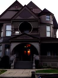 Victorian Era Home In Angeleno Heights Los Angeles Architecture Gothic House  For Housevictorian Ec E ...