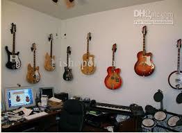 100pcs guitar padded foam wall mount