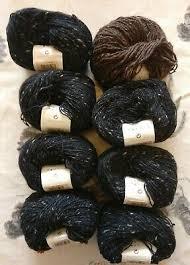 Rowan Fine Tweed Colour Chart Rowan Fine Tweed Knitting Yarn 8 X 25g Mixed Colours Pendle