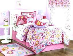 girls bedding set twin size girl sets quilt full of blush teenage comforter