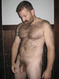 Mature hairy nude men