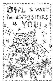 christmas card color pages 3 cards coloring christmas cards you be the artist instant download