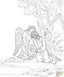 25 Het Beste Hof Van Getsemane Kleurplaat Mandala Kleurplaat Voor