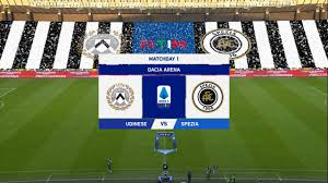 Video Udinese 0 - 2 Spezia - Risultati e Highlights partita calcio  30/09/2020
