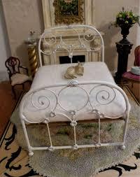 dollhouse miniature bed bl 112 dollhouse miniature