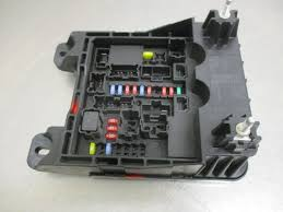 fuse box electricity central 284b6lc40a nissan cabstar 2016