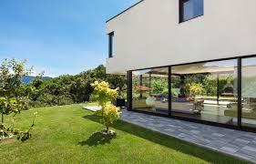 Vollflächige Fenster Haus Und Natur Im Einklang Zukunft Bauen