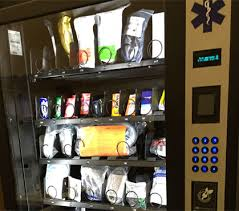 Medical Supply Vending Machine Simple Medical Supply Inventory Management Systems For EMS