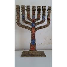 chandelier juif
