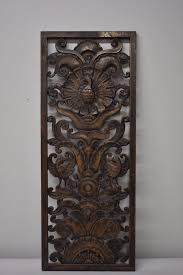 victorian wrought iron decorative wall