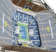 Arthur Ashe Stadium Seating Chart With Seat Numbers A Serious Tennis Fans Top 10 Tips For The 2018 Us Open