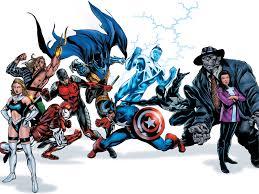 90s heroes invisible woman aquaman iron man daredevil batman captain america electric superman spider man grey hulk unknown batman superman iron man