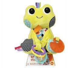 <b>Bright Starts Развивающая игрушка</b> Море удовольствия Лягушонок