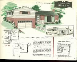 side split house plans with garage lovely 44 fresh split level open floor plan remodel of