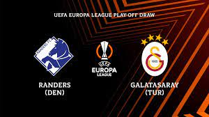 """Galatasaray EN on Twitter: """"We will have Randers our next opponent in the  @EuropaLeague Play-Off round.… """""""