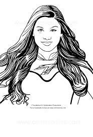 Disegno Di Phoebe Monica Rachel Thunderman Da Colorare