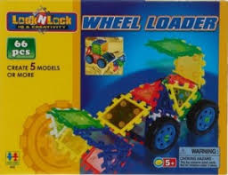 Lock N Lock - <b>Wheel Loader</b> (66 дет.) (450) / GoldDisk - Интернет ...
