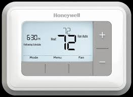 thermostats wifi smart digital honeywell product image