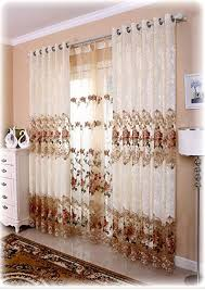 Luxury Kitchen Curtains
