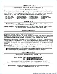 Clinical Nurse Manager Resume Objective. Clinical Operations ...