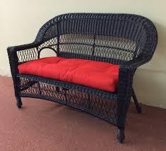 Amazoncom Best ChoiceProducts 7 Piece Outdoor Patio Garden Black Outdoor Wicker Furniture