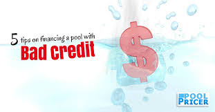 pool financing bad credit41