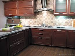 dark wood kitchen cabinets. Pictures Of Kitchens - Modern Dark Wood Kitchen Cabinets N