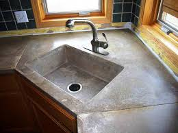 concrete countertops cost reviews cost of concrete countertops 2018 copper countertops