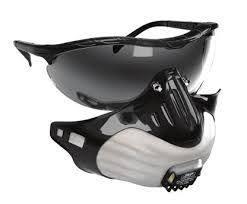 Jsp Filterspec Eye Respiratory Protection Jsp Asg144 125 800 Filterspec P2 Odour Smoke Lens