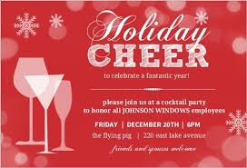 office holiday party invitation wording ideas from purpletrail corporate holiday party invites by