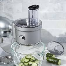 kitchenaid food processor attachment. kitchenaid ® food processor with dicing attachment kitchenaid e