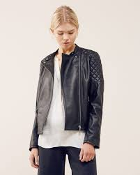 napa leather biker jacket 298 198