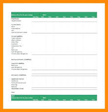 google sheets balance sheet balance sheet sample income statement format intended for template