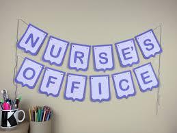 School Clinic Decorations 17 Best Ideas About Nurse Office On Pinterest Nurse Office Decor