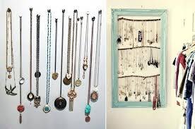 necklace hanger ideas jewellery storage ideas necklaces pinterest jewelry hanger  ideas