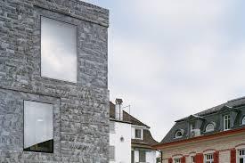 Fassadenbündige Fenster Huber Fenster Ag