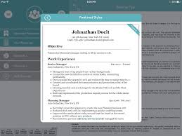 Resume Apps 100 Cheap Or Free Resume Builder Apps 5