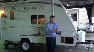 Small Picture New 2011 Palomino Gazelle 152 Light Weight Travel Trailer YouTube