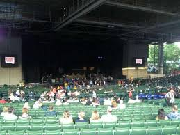Tweeter Center Mansfield Ma Seating Chart Xfinity Center Section 7