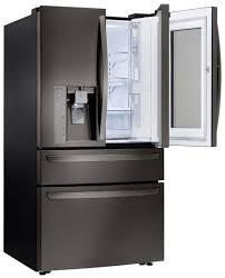 lg refrigerator instaview. lg-instaview-door-in-door-refrigerator-open.jpg lg refrigerator instaview