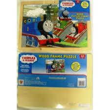 whole bulk dropshipper thomas friends 12 piece wooden puzzle case pack 12 supplier